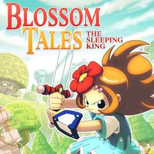 Jeu Blossom Tales: The Sleeping King sur Nintendo Switch (Dématérialisé)