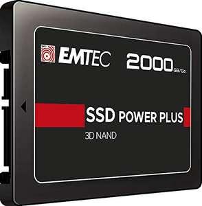 "SSD interne 2.5"" Emtec X150 SSD Power Plus - 2 To"