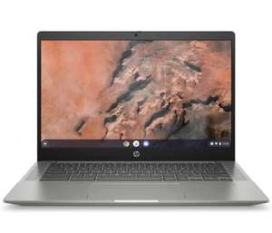"PC Portable 14"" HP Chromebook 14b-na0000sf - AMD Ryzen 3, RAM 8 Go, SSD 128 Go"