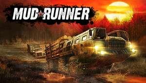 Jeu MudRunner sur PC (Dématérialisé - Steam)
