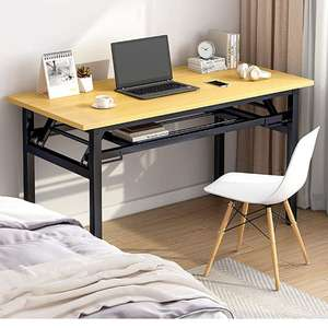 Table de Bureau pliable Insputer - 80 x 40 x 75cm (Via Coupon - Vendeur Tiers)
