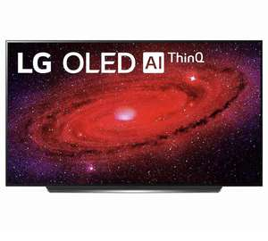"""TV 65"""" LG 65CX3 - OLED, 4K UHD, 100 Hz, HDR 10 Pro, Dolby Vision & Atmos, HDMI 2.1, FreeSync, Smart TV (Occasion - Comme neuf)"""