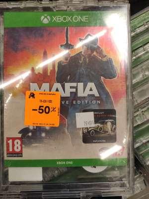 Mafia définitive édition sur Xbox One - Auchan Chauconin-Neufmontiers (77)