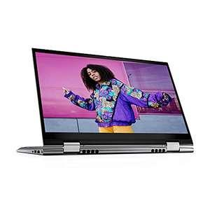 """PC Portable 2-en-1 14"""" Dell Inspiron 14 5410 - Full HD Tactile, Iris Xe, i5-1135G7, 8 Go de RAM (3200MHz), SSD NVMe 256 Go, WiFi 6, W10"""