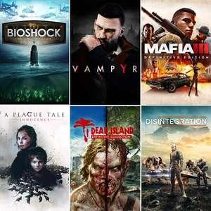 [Gold] Sélection de jeux Xbox en promotion - Ex: BioShock - The Collection (Dématérialisé)
