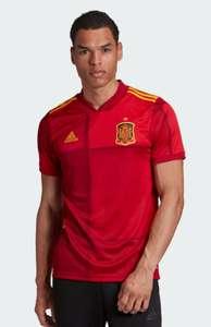 Maillot Adidas Domicile & Extérieur Espagne - plusieurs tailles & coloris (31,50€ via code Dealabs)
