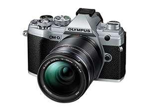 Appareil Photo hybride Olympus OM-D E-M5 Mark III + objectif 14-150mm - Capteur Micro 4/3 20 MP