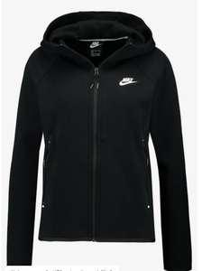 Sweat à capuche zippé Nike Sportswear pour Femme - noir, Taille L ou XL