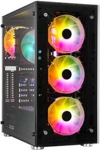PC Gamer - Ryzen 5 3600, RTX 3070, 16Go RAM (3000Mhz), 500Go SSD NVME, Alim Bequiet 600W, MSI B450 Gaming plus + Battlefied offert