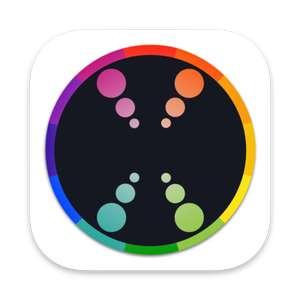 Application Cercle chromatique Gratuite sur IOS