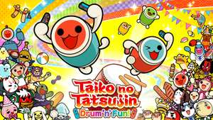 Taiko no Tatsujin: Drum'n'Fun! sur Nintendo Switch (Dématérialisé - eShop US)
