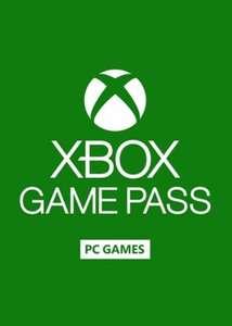 [Nouveaux clients] 3 mois d'abonnement au Xbox Game Pass pour PC (Dématérialisé)