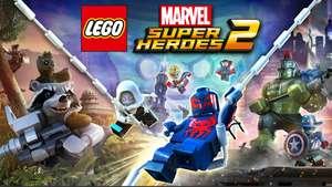 Lego Marvel Super Heroes 2 sur Nintendo Switch (Dématérialisé - eShop US)