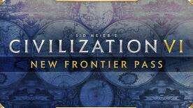 Pack DLC Civilization VI - New Frontier Pass (Dématérialisé - Steam)