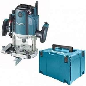 Coffret défonceuse électrique Makita RP2300FCXJ (12 mm, 2300 W)