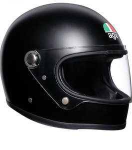 Casque moto intégral AGV X3000 - Black, taille S