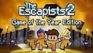 The Escapists 2: Game of the Year Edition (Dématérialisé, store Russie via VPN)
