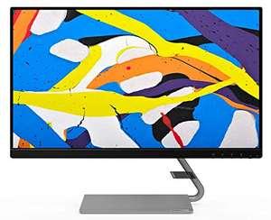 "Ecran PC 23.8"" Lenovo Q24i-1L - Full HD, Dalle IPS, 75 Hz, 4 ms, FreeSync (via ODR 50€)"