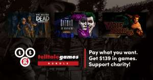 Humble Telltale Games Bundle - 2 jeux à partir de 1€ (Dématérialisé - Steam)