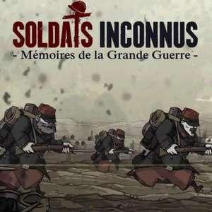 Soldats inconnus: Mémoires de la grande guerre sur PS4 (Dématérialisé)