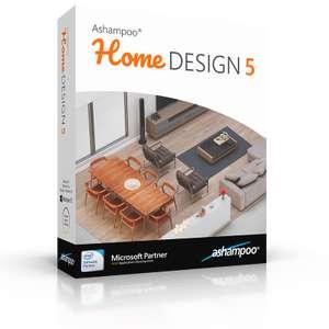 Logiciel Ashampoo Home Design 5 gratuit à vie sur PC (Dématérialisé)