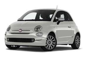 Voiture Fiat 500, 1.0L 70ch hybride bsg s/s lounge - 3 portes (elite-auto.fr)
