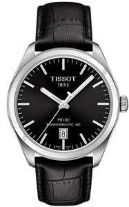 Montre Automatique Tissot PR100, Verre Saphir, mouvement Powermatic 80 - 39 mm (Taxes et frais de ports inclus)