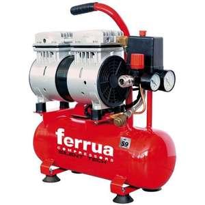 Compresseur à air FERRUA (Marque Mecafer) - 0,75 HP