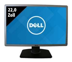 "Écran PC 22"" Dell P2213t - WSXGA+ (1680x1050) - 5ms (Occasion - Grade B)"