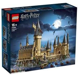 Jouet Lego Harry Potter 71043 - Château de Poudlard (+30€ sur le compte fidélité pour les Adhérents)