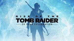 Rise of the Tomb Raider - 20 Year Celebration sur PC (Dématérialisé - Steam)