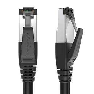 Câble ethernet KabelDirekt - 2m, Cat 8 (via coupon - vendeur tiers)