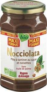 Pâte à tartiner Bio Nocciolata - 900g