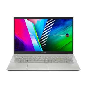 """PC Portable 15.6"""" Asus VivoBook 15 OLED K513EA-L11205T - Full HD OLED, i7-1165G7, 16 Go RAM, 1 To SSD, W10, QWERTZ (Frontaliers Suisse)"""