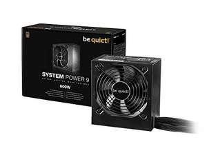 Alimentation PC Be Quiet! System Power 9 - 600W, 80 Plus Bronze