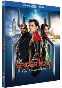 Blu-ray : Spider-Man : Far from Home 3D + Blu-Ray 2D - NOZ Tignieu-Jameyzieu (38)