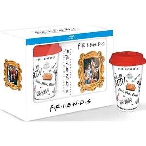 Coffret Blu-ray Friends - L'intégrale des saisons 1 à 10