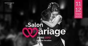 Invitation gratuite au Salon du Mariage - Paris Porte de Versailles (75)
