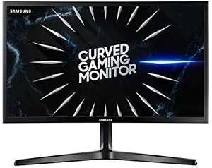 """Ecran PC 24"""" Samsung CRG5 (C24RG52) - Full HD, VA, 144 Hz, 4 ms"""