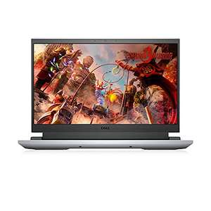 "PC Portable 15,6"" Dell G15 - Ryzen 5 5600h, RTX 3050, 120Hz, 8Go de RAM, SSD 256 Go + Souris optique (via ODR 100€)"