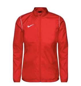 Veste de pluie imperméable Nike Park 20 - Rouge/Blanc