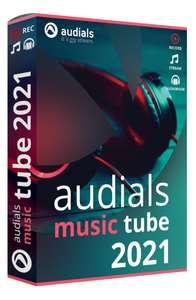 Sélection de logiciels offerts sur PC - Ex : Logiciel Audials Music Tube 2021 - 3 appareils (Dématérialisé)