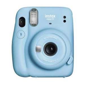 Appareil photo instantané Fujifilm Instax Mini 11 - Bleu ciel