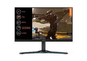 """Ecran PC 24.5"""" Lenovo Legion Y25-25 - WLED, Full HD IPS, 240 Hz, FreeSync / Compatibilité G-Sync (via ODR 200€ + 30€ pour les adhérents)"""