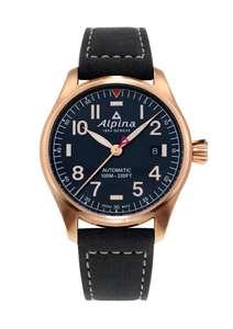 Montre automatique Alpina Startimer Pilot 40mm AL-525NN3S4 (frais de livraison et douanes inclus) - ashford.com