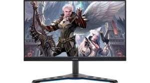 "Ecran PC 24.5"" Lenovo Legion Y25-25 - WLED, Full HD, IPS, 240 Hz, FreeSync / Compatibilité G-Sync, pied réglable (via ODR 200€)"