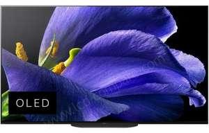 """TV OLED 55"""" Sony KD-55AG9 - UHD 4K, HDR, Smart TV"""