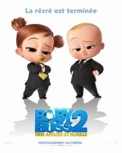 [Précommande] VOD Baby Boss 2 : Une affaire de famille sur iTunes (dématérialisé - HD)