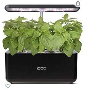 Potager d'intérieur iDOO - avec LED (vendeur tiers - via coupon)
