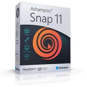 Logiciel Ashampoo Snap 11 Gratuit sur PC (Dématérialisé - chip.de)